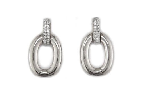 Leposa Ohrringe Silber