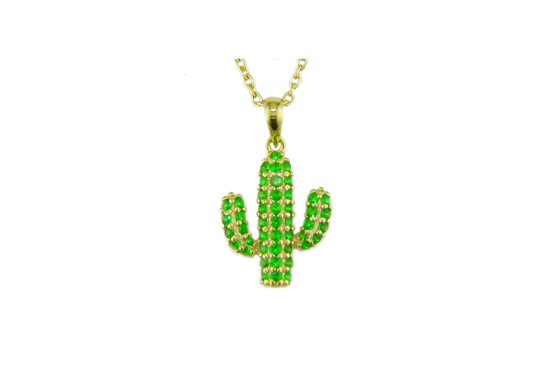 Leposa Kette Kaktus