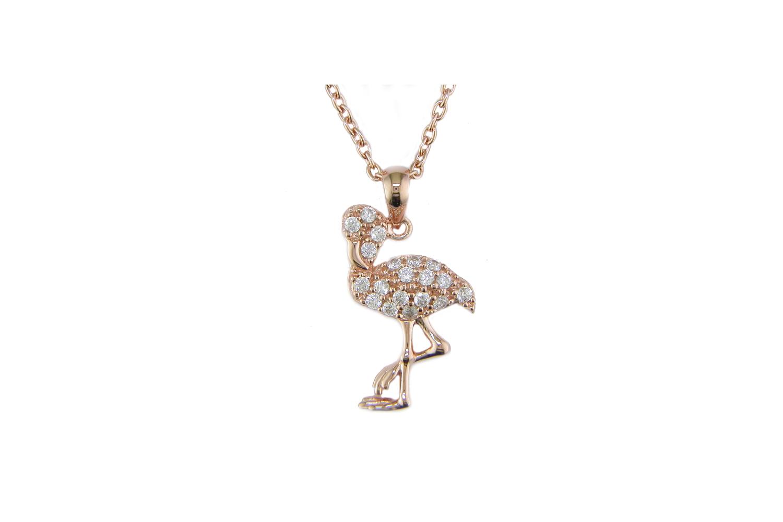 LEposa Kette Flamingo