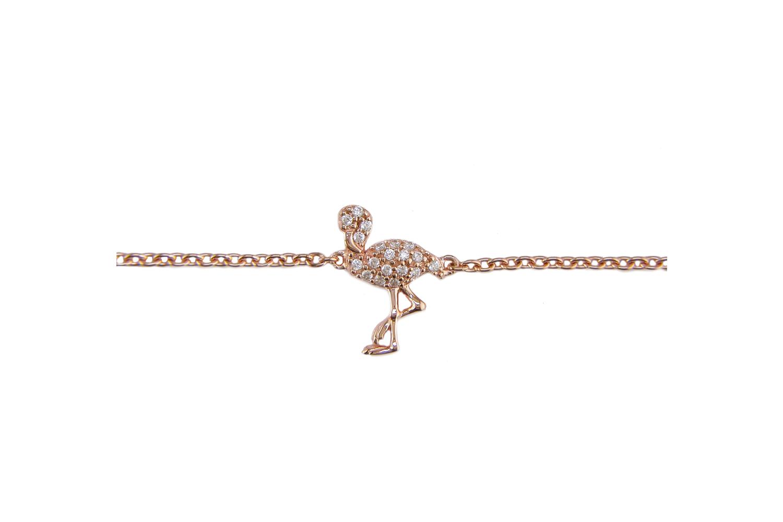 Leposa Flamingo Armband