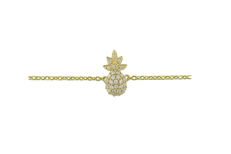 Leposa Ananas Armband